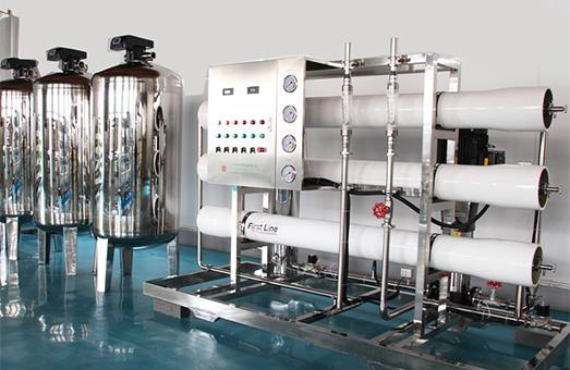 反渗透膜元件的污染与清洗