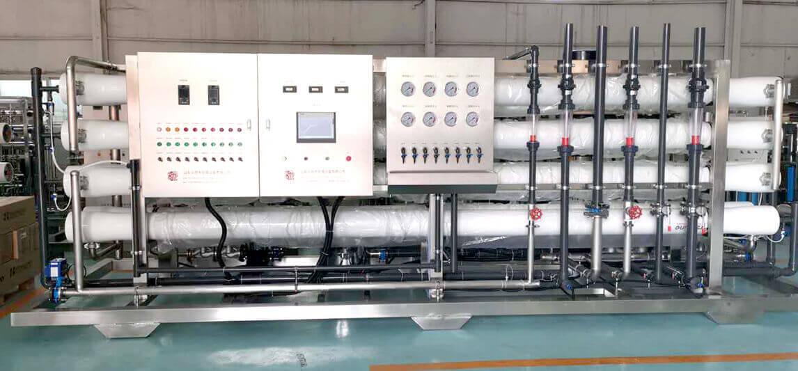 汇通科技生产工艺用水